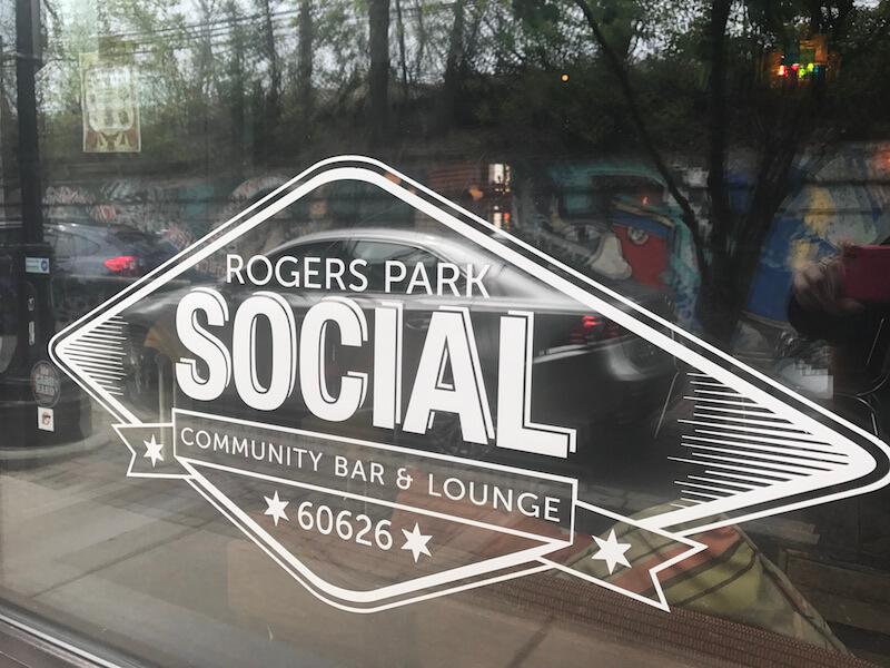 Rogers Park Social - Storefront