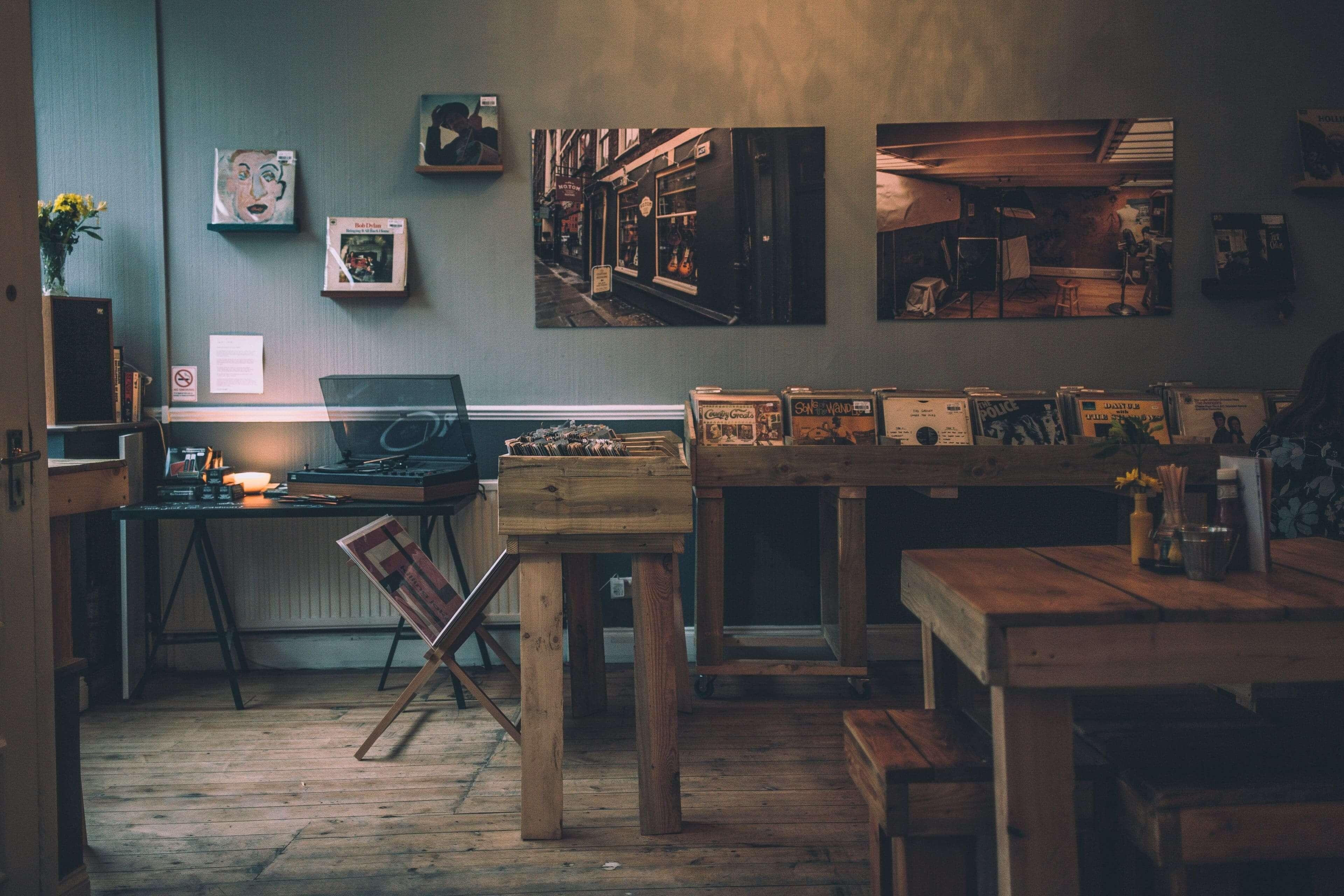 How I Grew My Art Studio Into a Resaurant