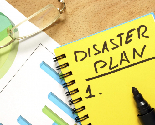 Resilience Series Have a Disaster Recovery Plan in Place