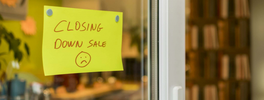 How to avoid small business failure