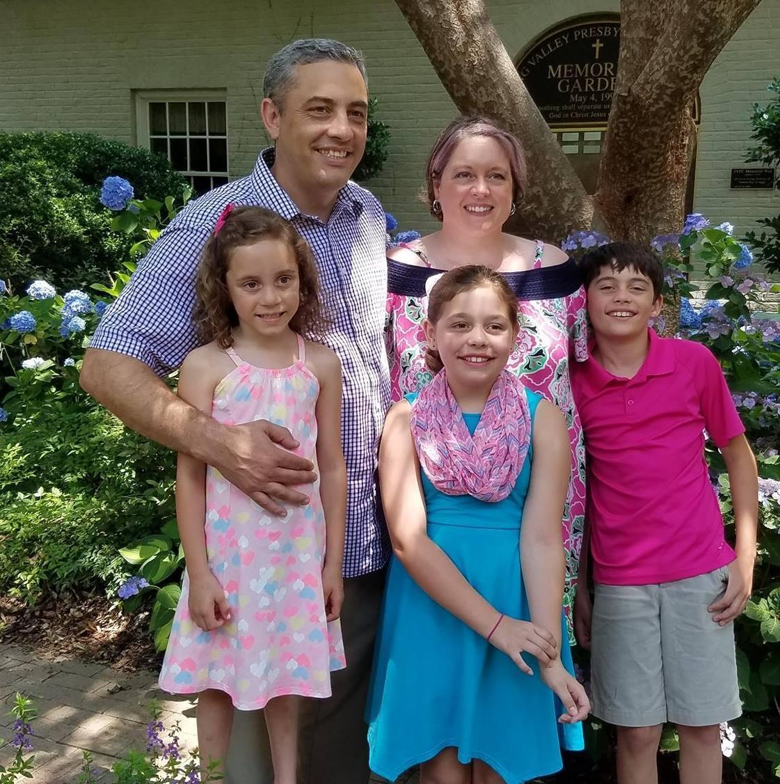 alexa bigwarfe family
