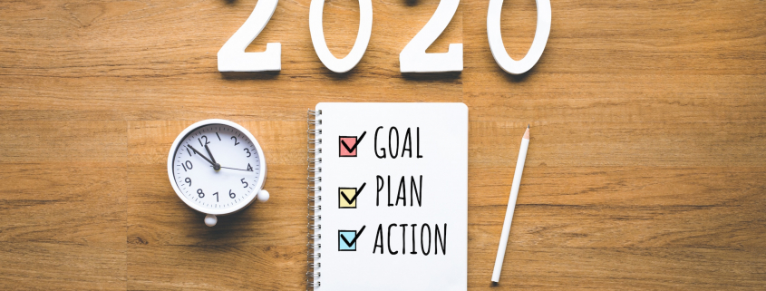 New Year Business Plan 2020