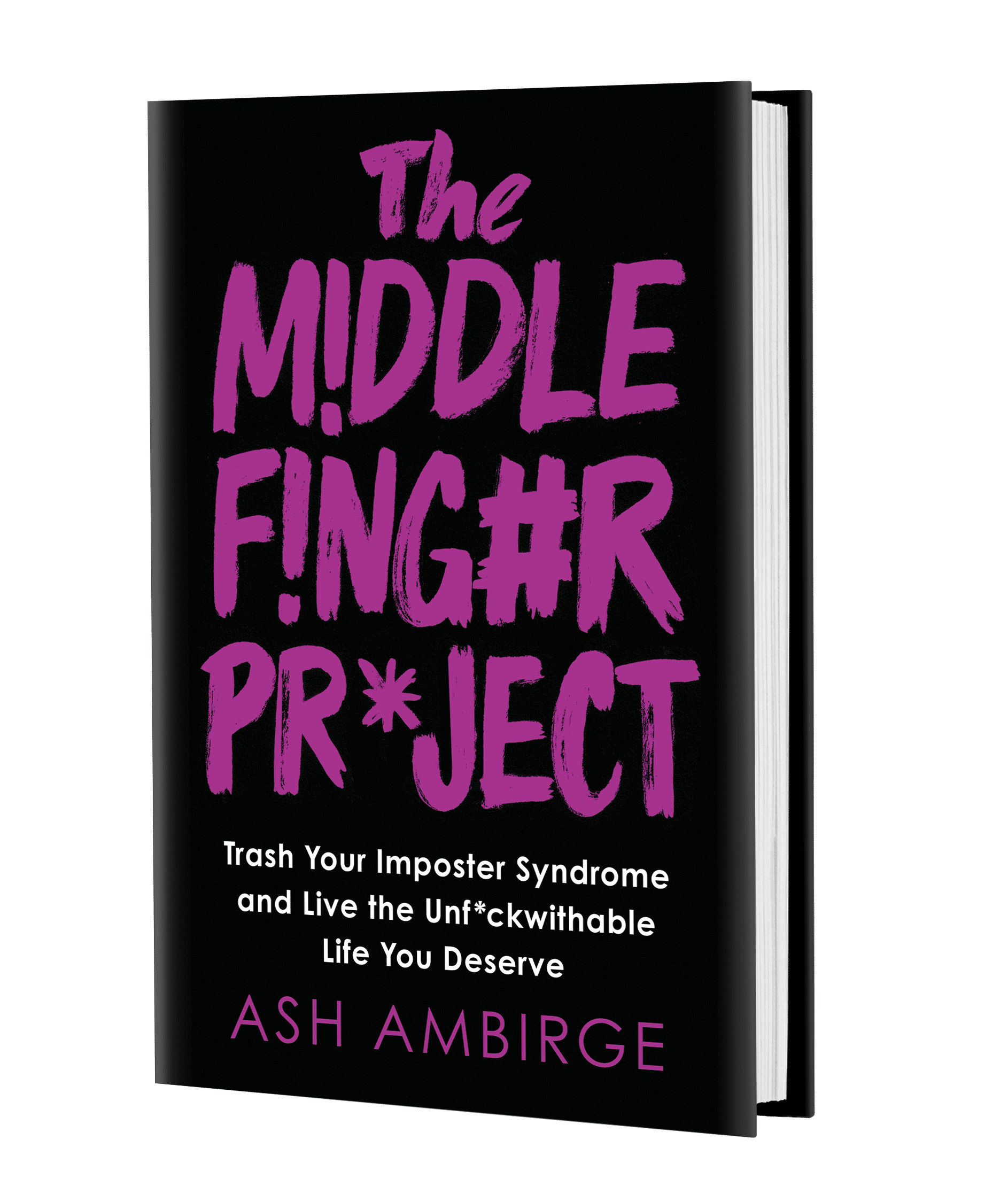 The Middle Finger Project book