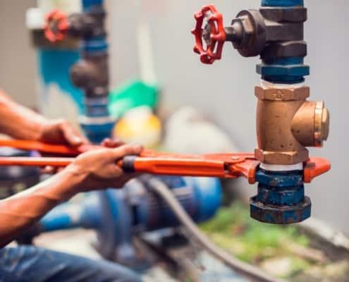 Optimize cash flow at your plumbing business